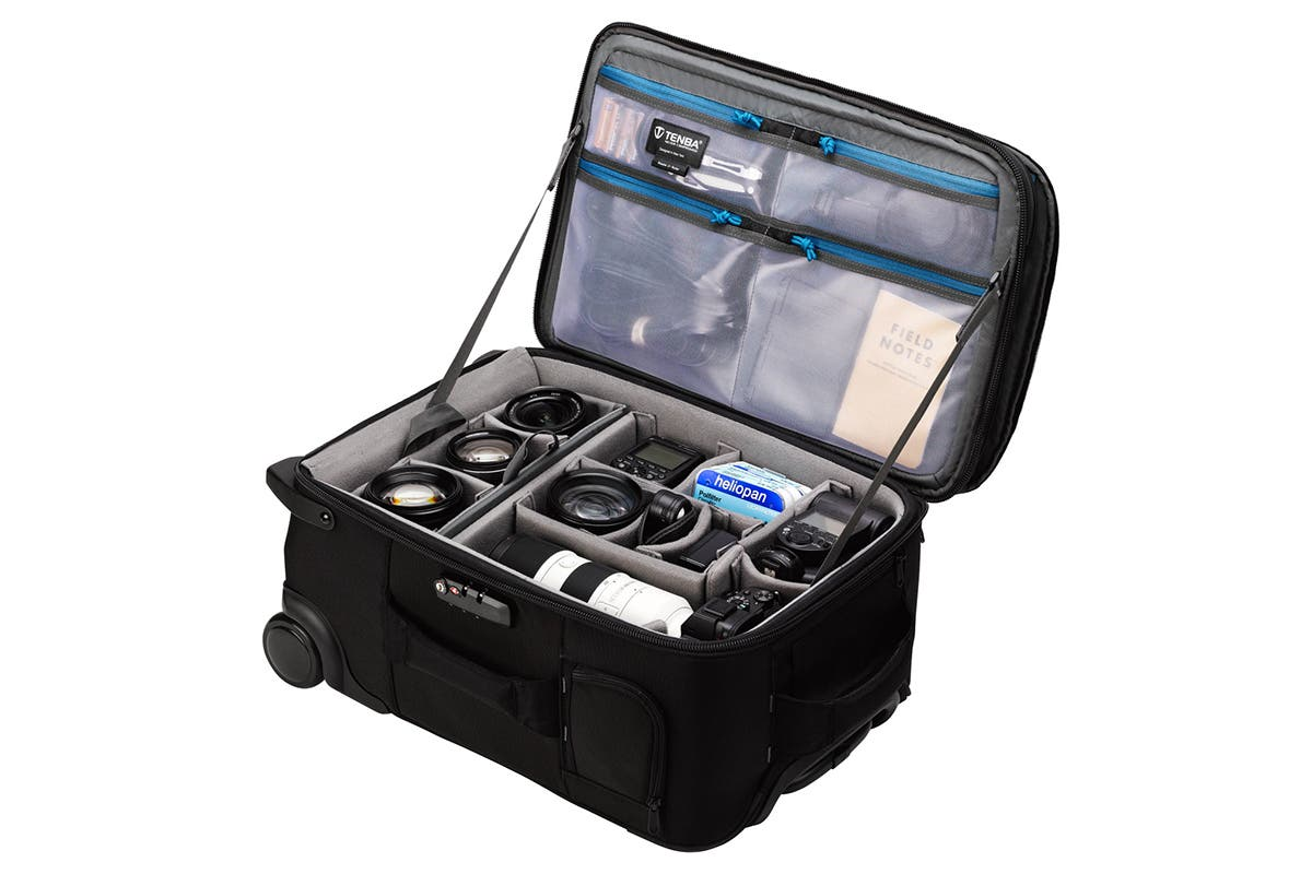 Tenba Updates Travel Focused Roadie Bags with Industry First Features