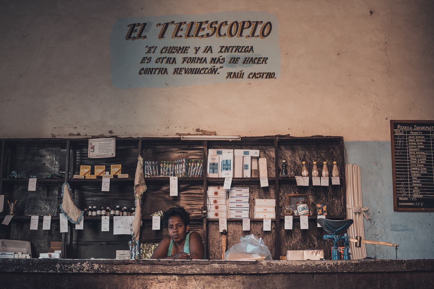 The Faces of Stijn Hoekstra's Cinematic Cuba Show Connection Between Subject and Photographer