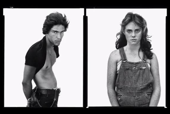 Excellent How To Photograph Like Richard Avedon The American West Wiring Cloud Hisonuggs Outletorg