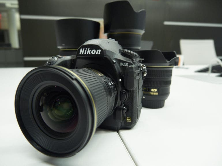 First Impressions: Nikon D850 (The 45 7MP Full Frame Beast)