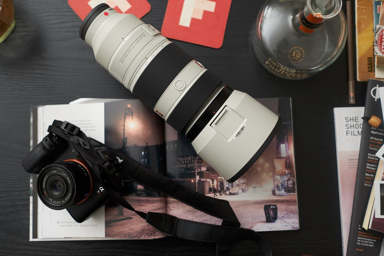 Review: Sony 100-400mm f4.5-5.6 G Master FE (Sony E Mount, Full Frame)