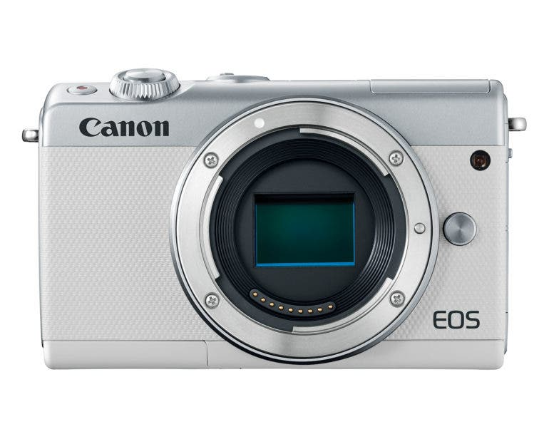 The Canon EOS M100 Isn\'t For the More Serious Photographer