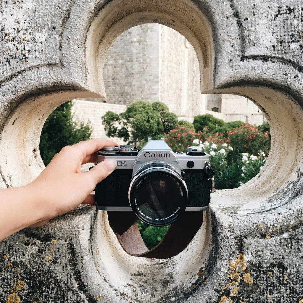 On Traveling with Film: 5 Reasons Why It's So Incredible