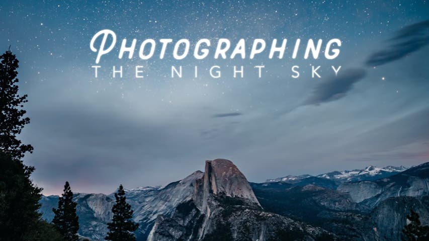 Get Stunning Starry Photos with this Easy Astrophotography Tutorial