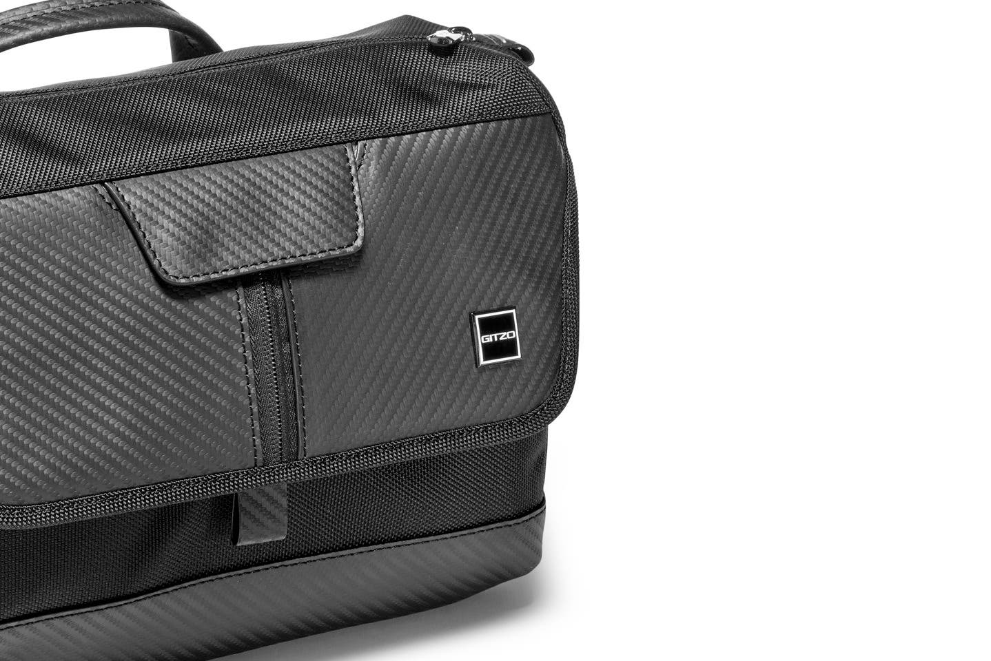The New Gitzo Century Camera Bag Collection is Designed to Look like Carbon Fiber
