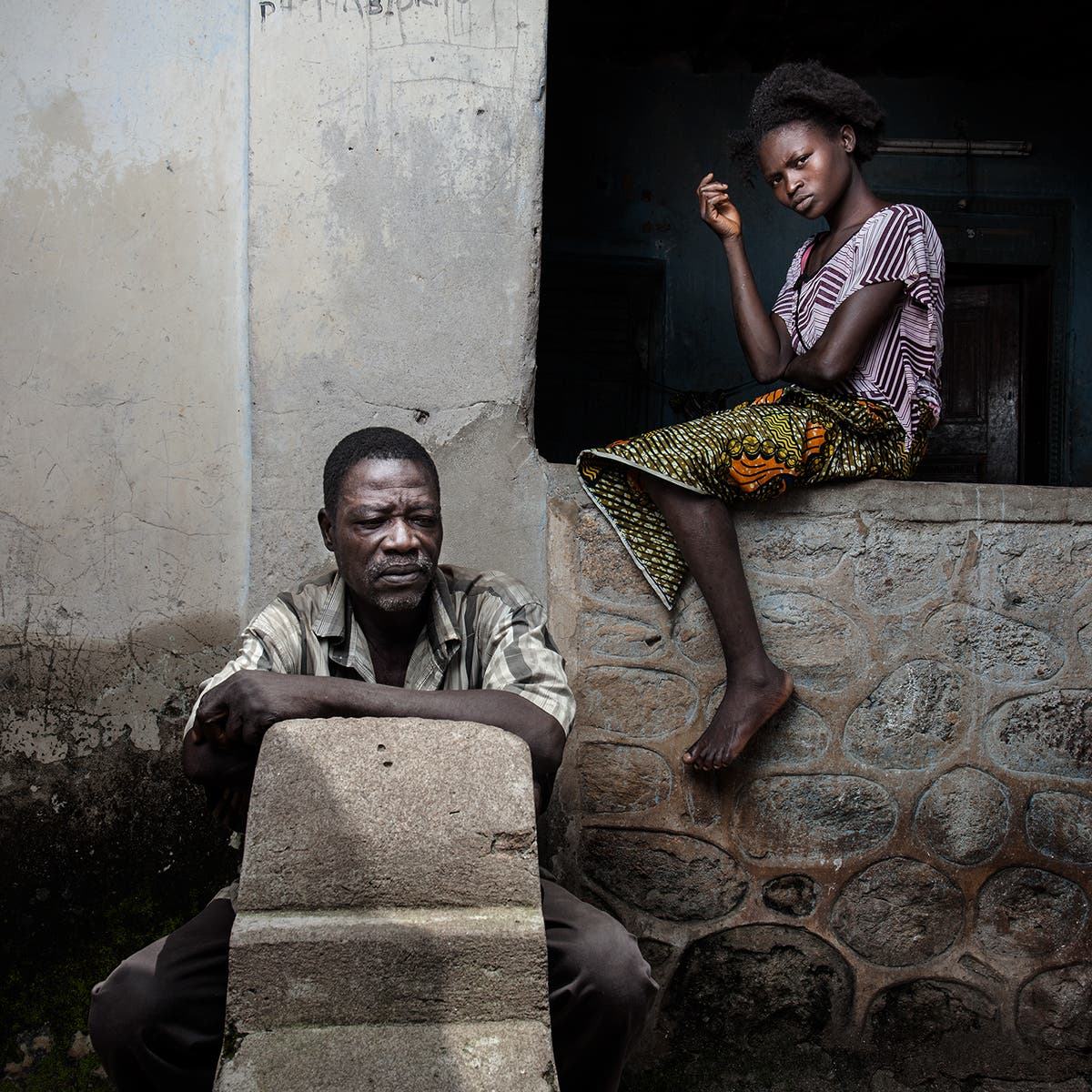 August Udoh's Powerful Portraits Show Nigeria's Everyday Life
