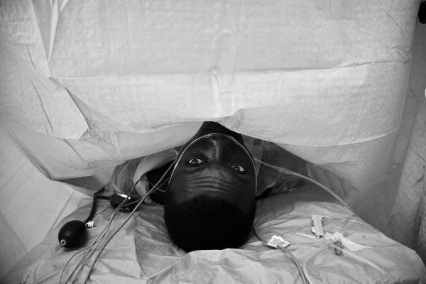Matt Rainwaters Documented a Haitian Hospital Without Running Water