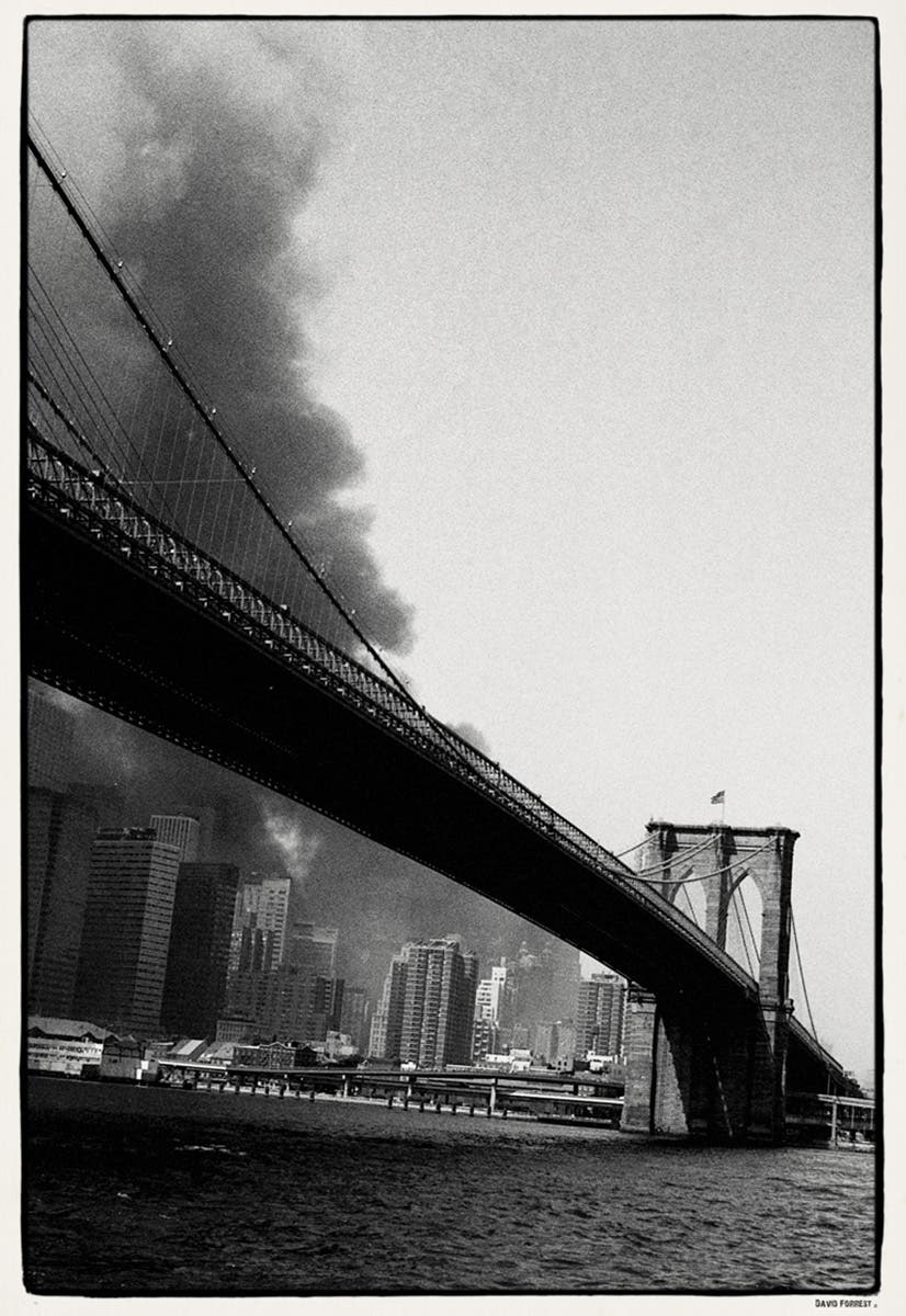 David Forrest: Documenting How 9/11 Affected The Brooklyn Waterfront