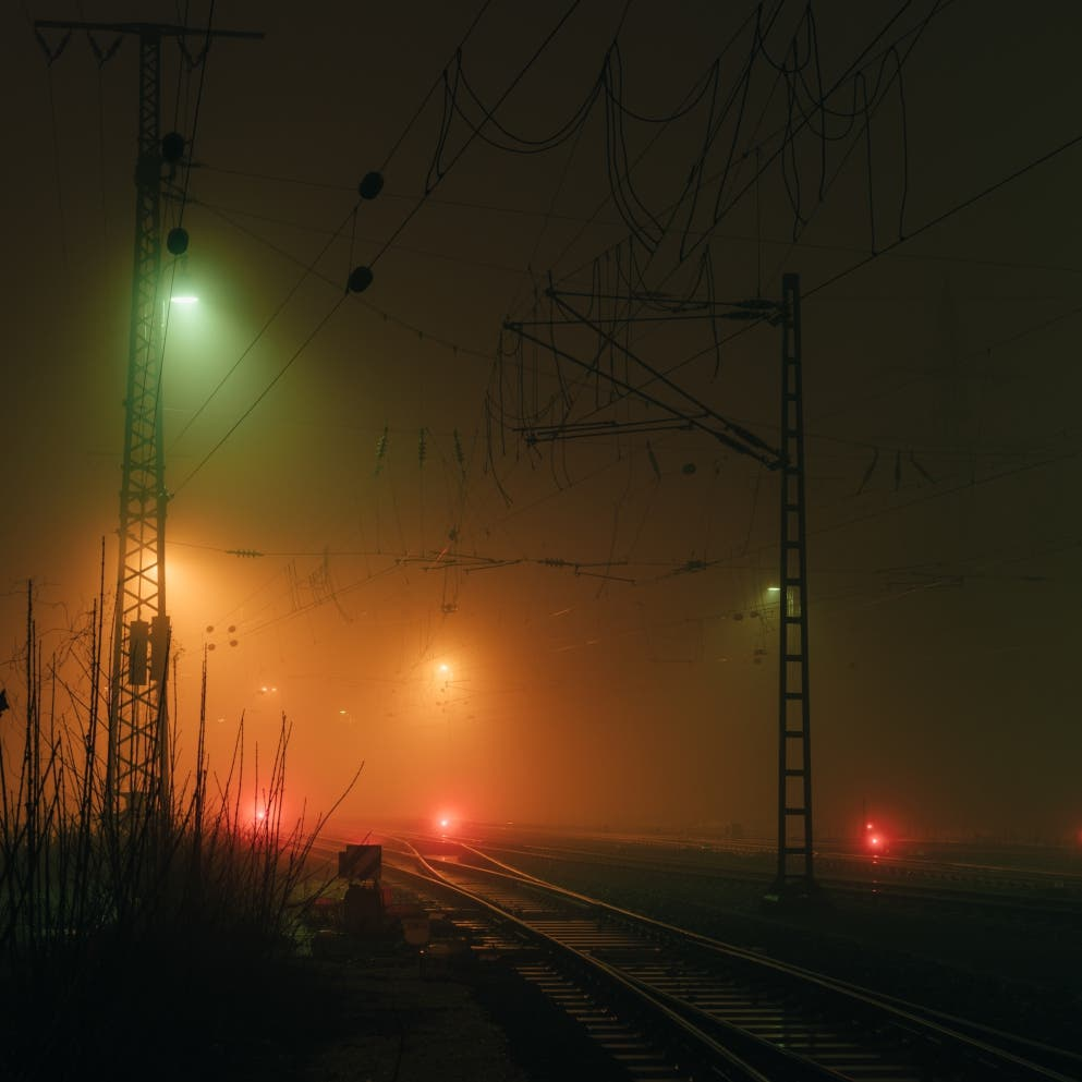 Michael Streckbein Captures Cinematic Urban Scenes for NIGHTLAND