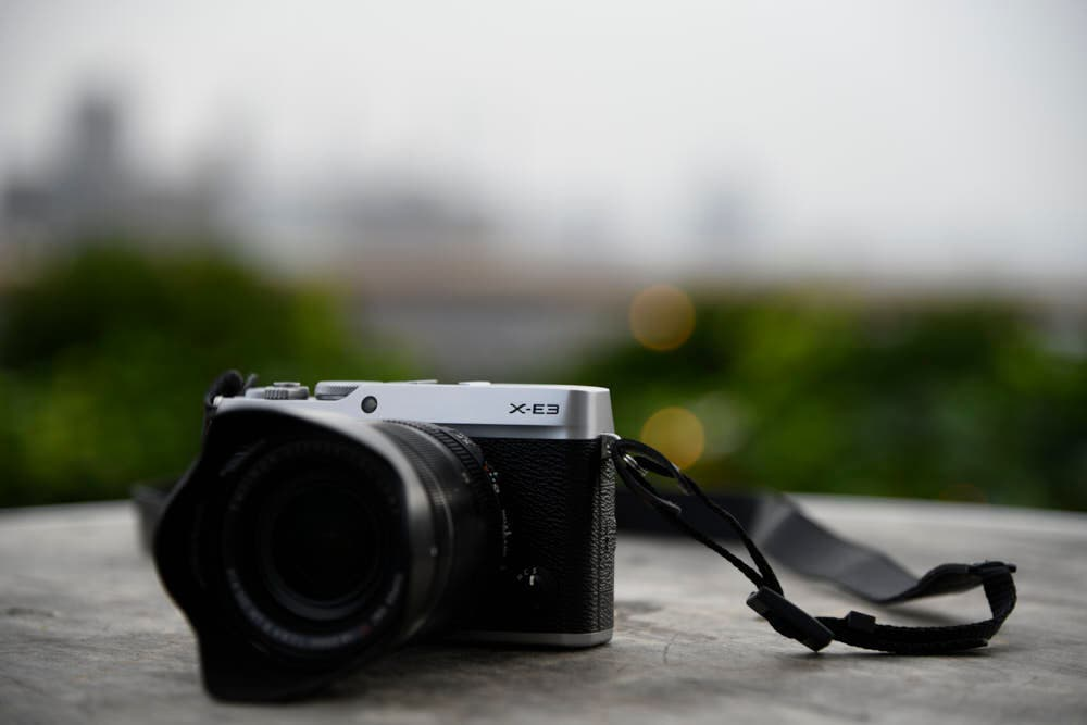 The Fujifilm X-E3's Touchscreen Isn't That Intuitive to Use (But This Will Help)