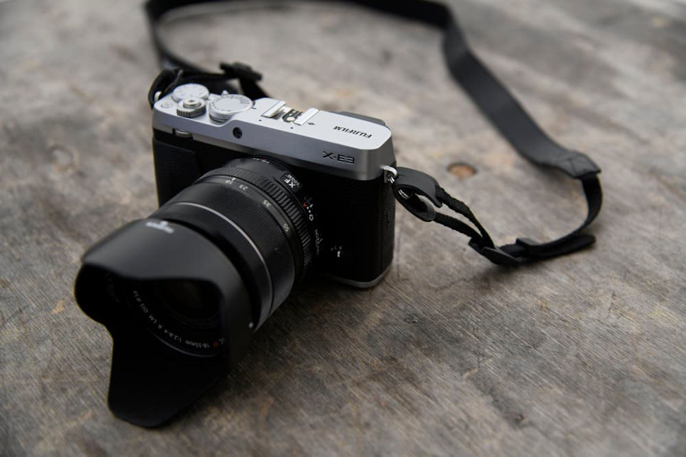 First Impressions: Fujifilm X-E3 (Sample Images Included)