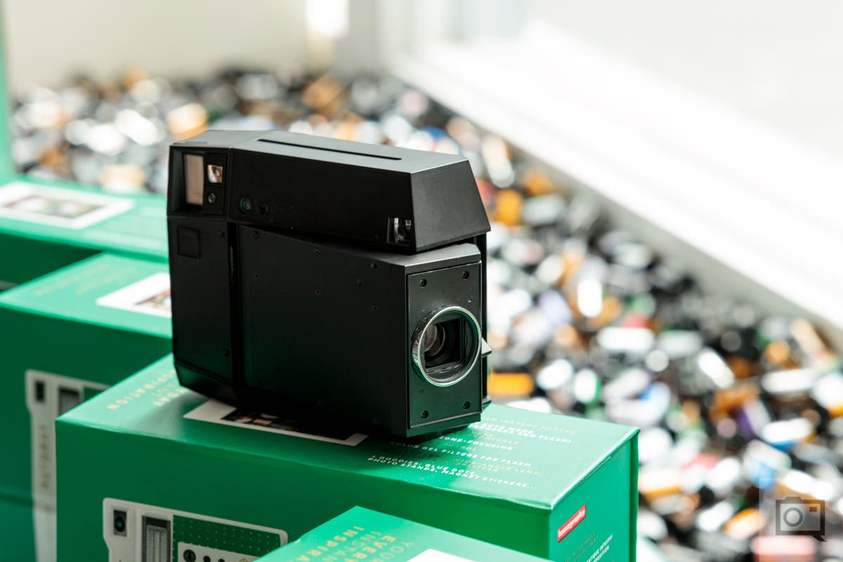 First Impressions: Lomography Lomo'Instant Square