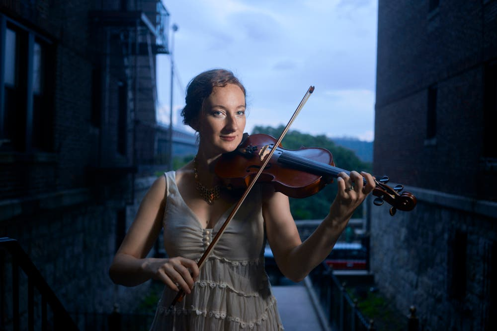 The ReEdit: Creating Better Portraits of a Violinist