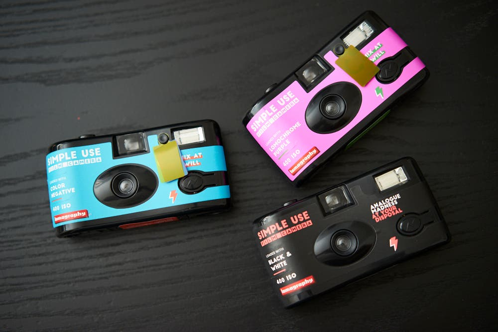 Review: Lomography Simple Use Cameras