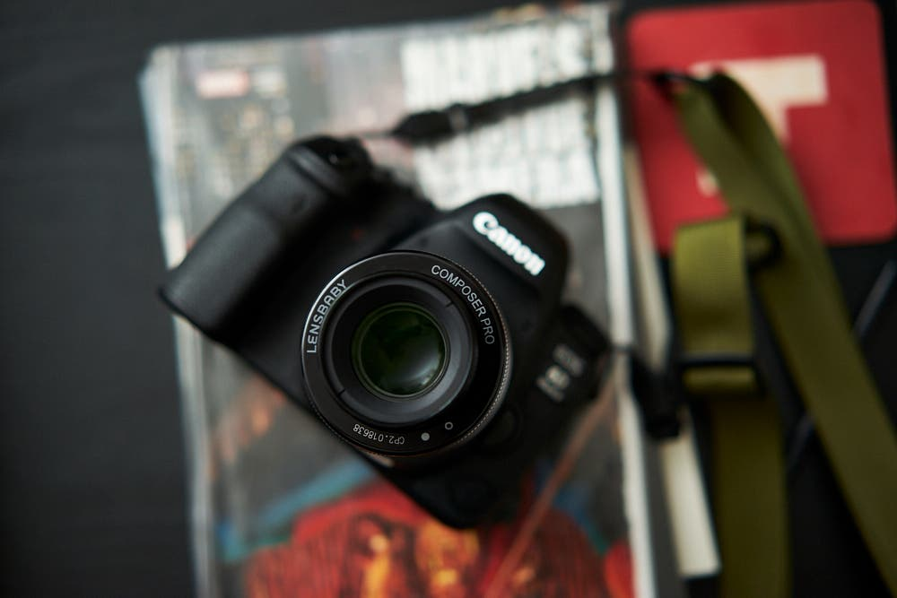 Review: Lensbaby Sweet 80mm f2.8 with Composer Pro II (Canon EF Mount)