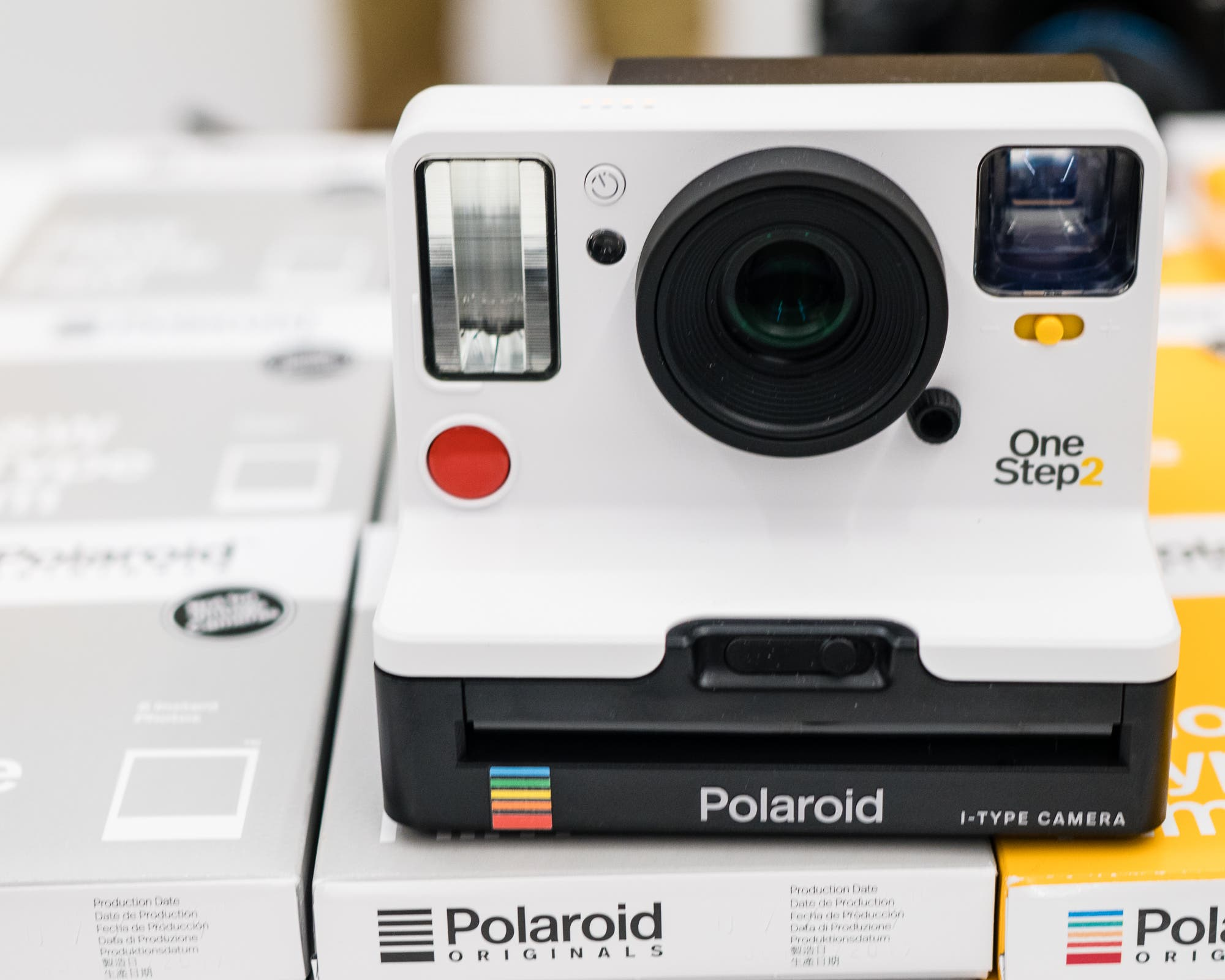 Impossible Project Launches Polaroid Originals on 80th Anniversary of Polaroid