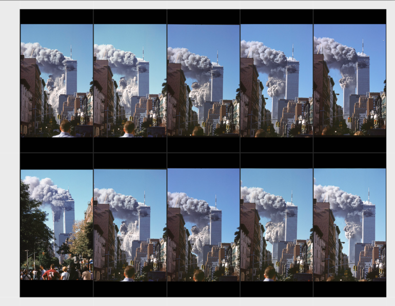 9/11: The Stories of Photographers