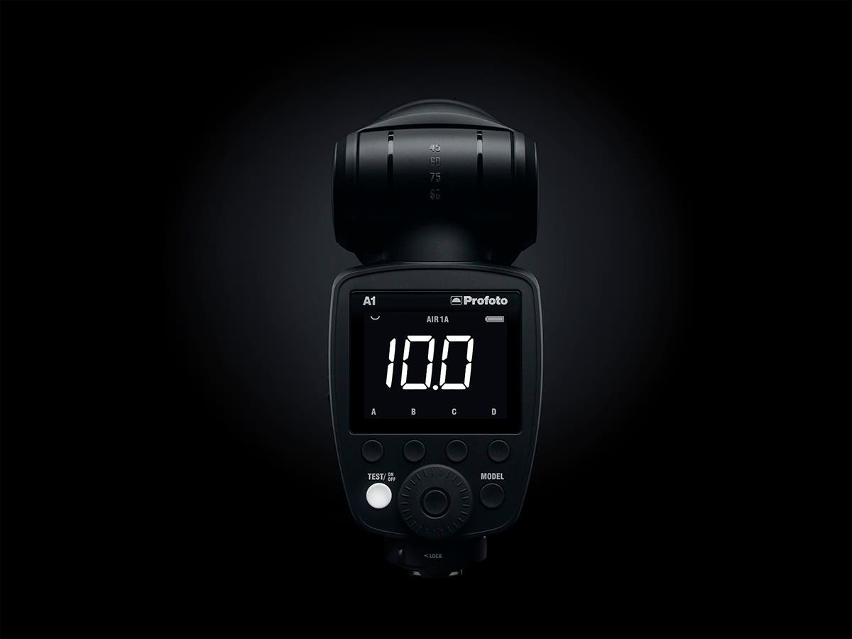 The Profoto A1 is the Small Studio Light We've Always Wanted