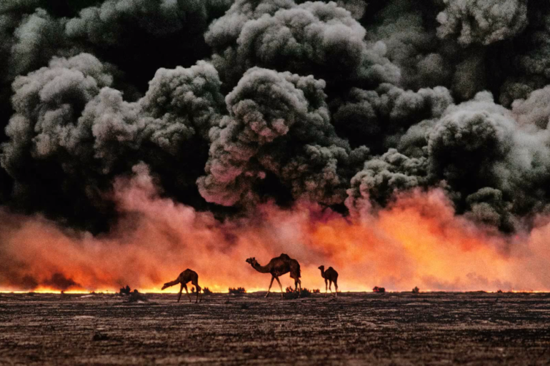The Stories Behind Some of the Greatest Photos Ever Taken
