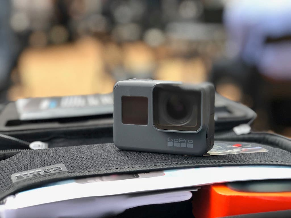 The GoPro HERO6 Black, New Karma and Fusion Cameras Launch