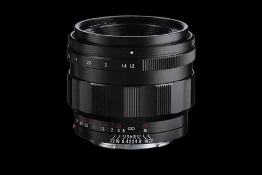Voigtlander's 40mm F1.2 FE Lens Officially Unveiled In Japan