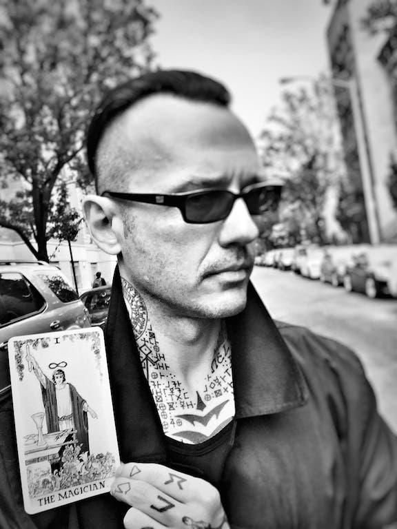 Damien Echols' Photo Book Started His Healing Process from PTSD