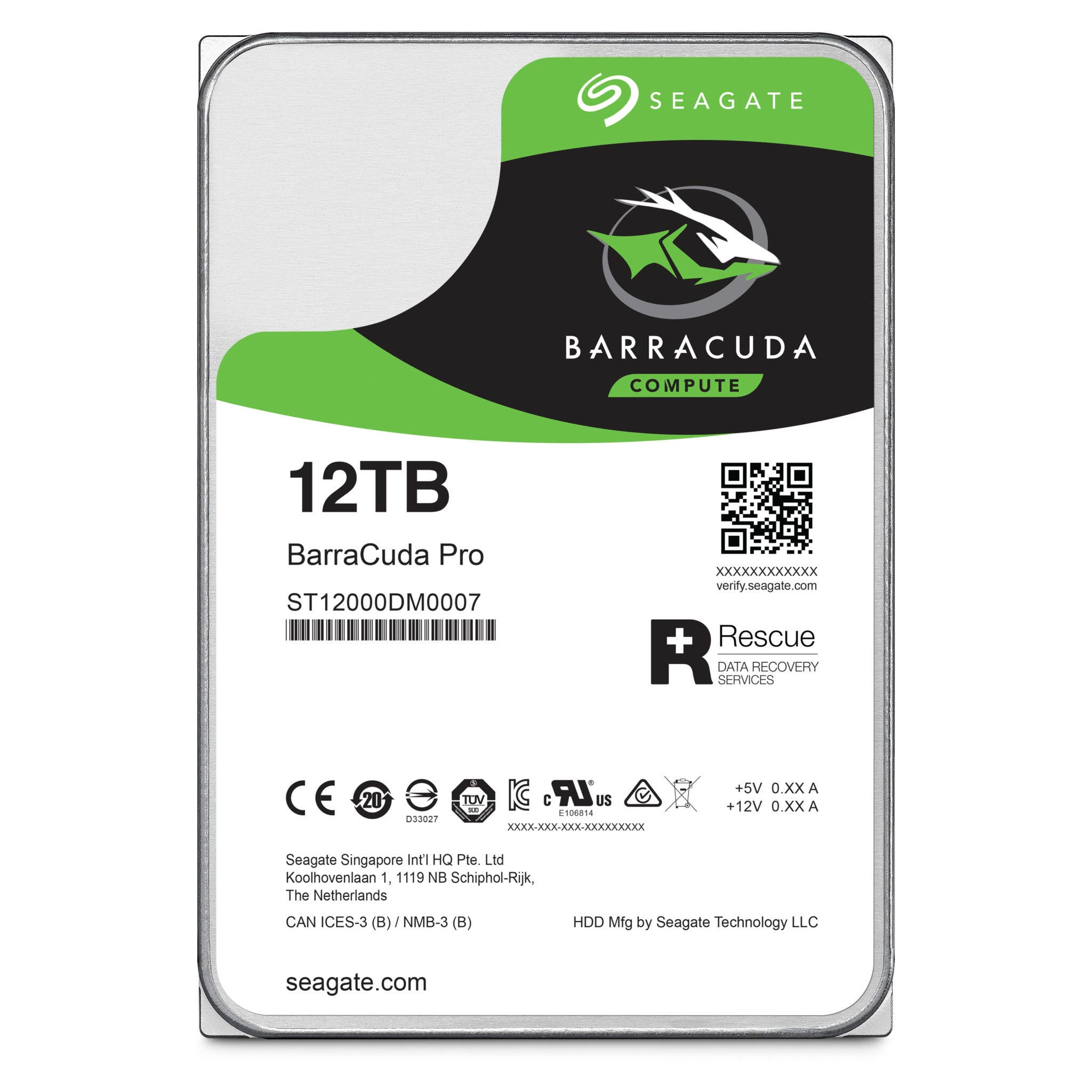 Seagate's IronWolf and BarraCuda Pro Hard Drives Can Store up to 12TB of Photos