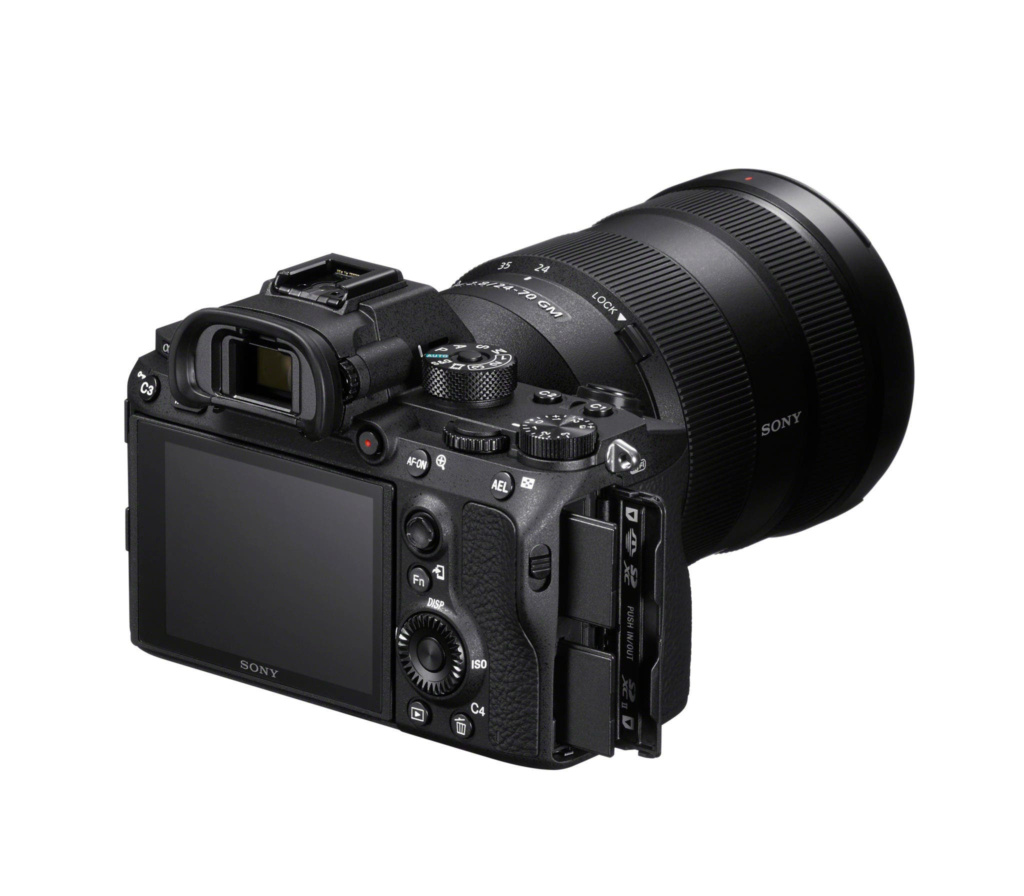 the sony a7r iii features 15 stops of dynamic range
