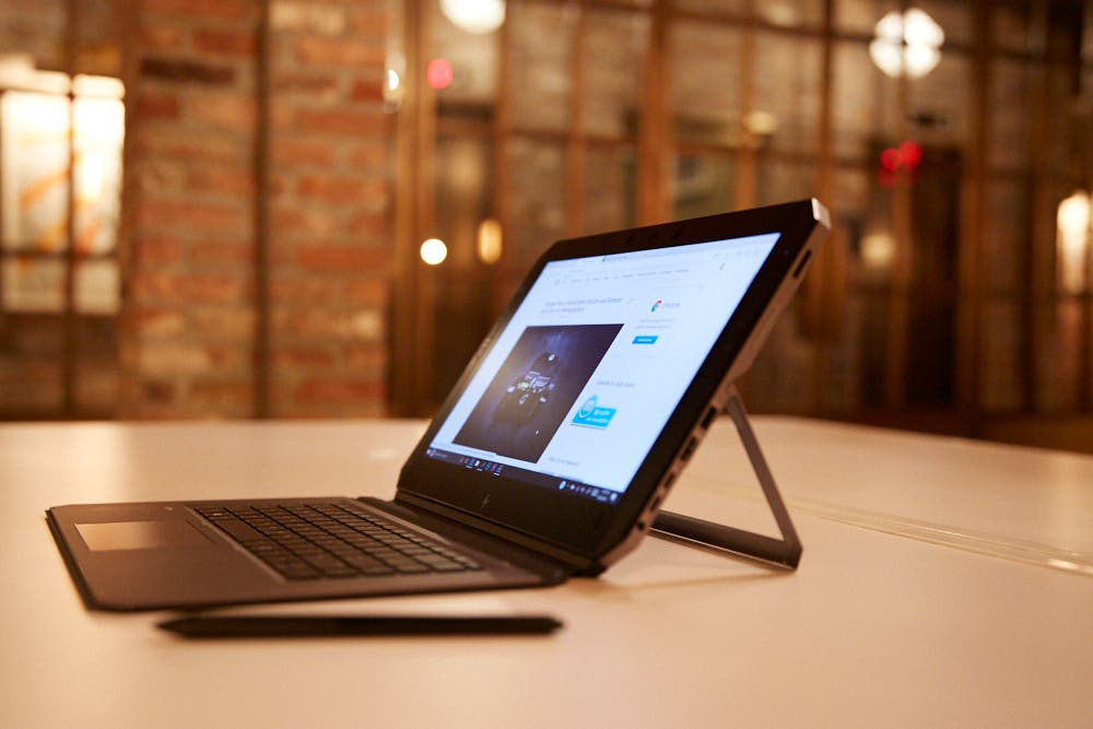 First Impressions: HP ZBook x2 Tablet for Creative Professionals