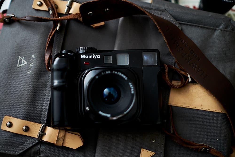 Why the Mamiya 6 Is So Perfect and Can Make You a Better Photographer