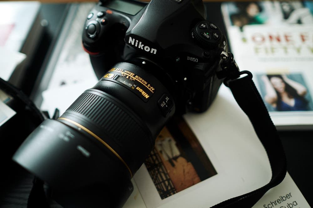 Review: Nikon D850 (A Fantastic DSLR, But I'm Over DSLRs)