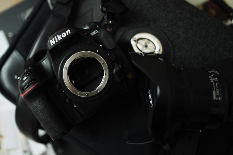 Innovative cameras - Nikon D850