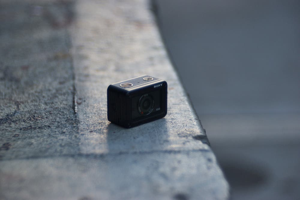First Impressions: Sony RXO Action Camera