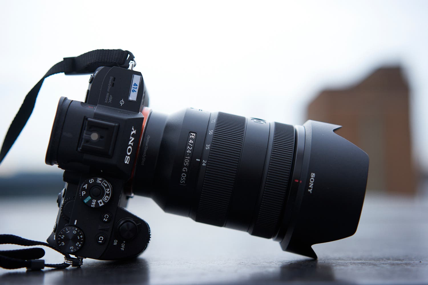 2048e1ecd7 When you look at the Sony 24-105mm f4 G OSS you see a whole lot of what you  may see from the camera brand s competitors. The exterior is plasticky and  made ...