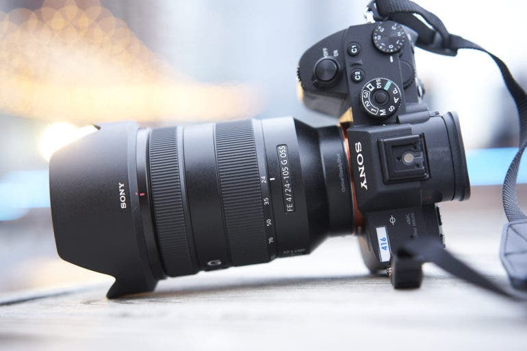 ab6aa469c4 First Impressions  Sony 24-105mm f4 G OSS (Sony FE)