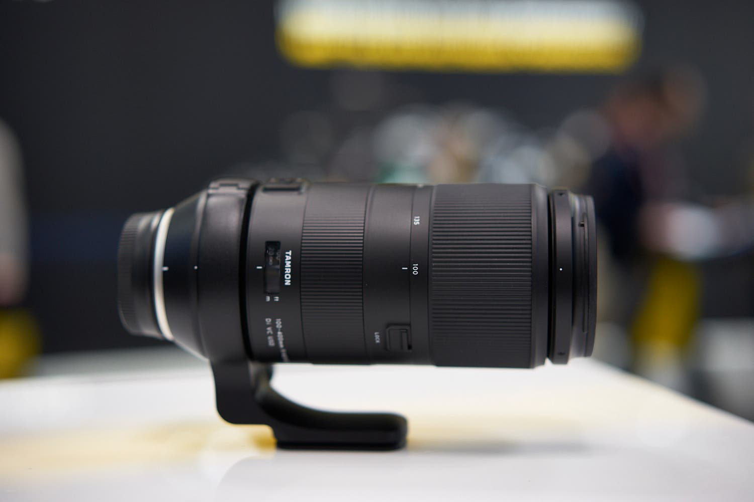 First Impressions: Tamron 100-400mm f4.5-6.3 Di VC USD