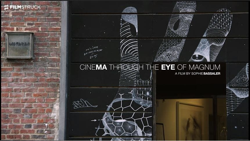 Documentary Film to Tell the Story of Magnum's Peek into Cinema