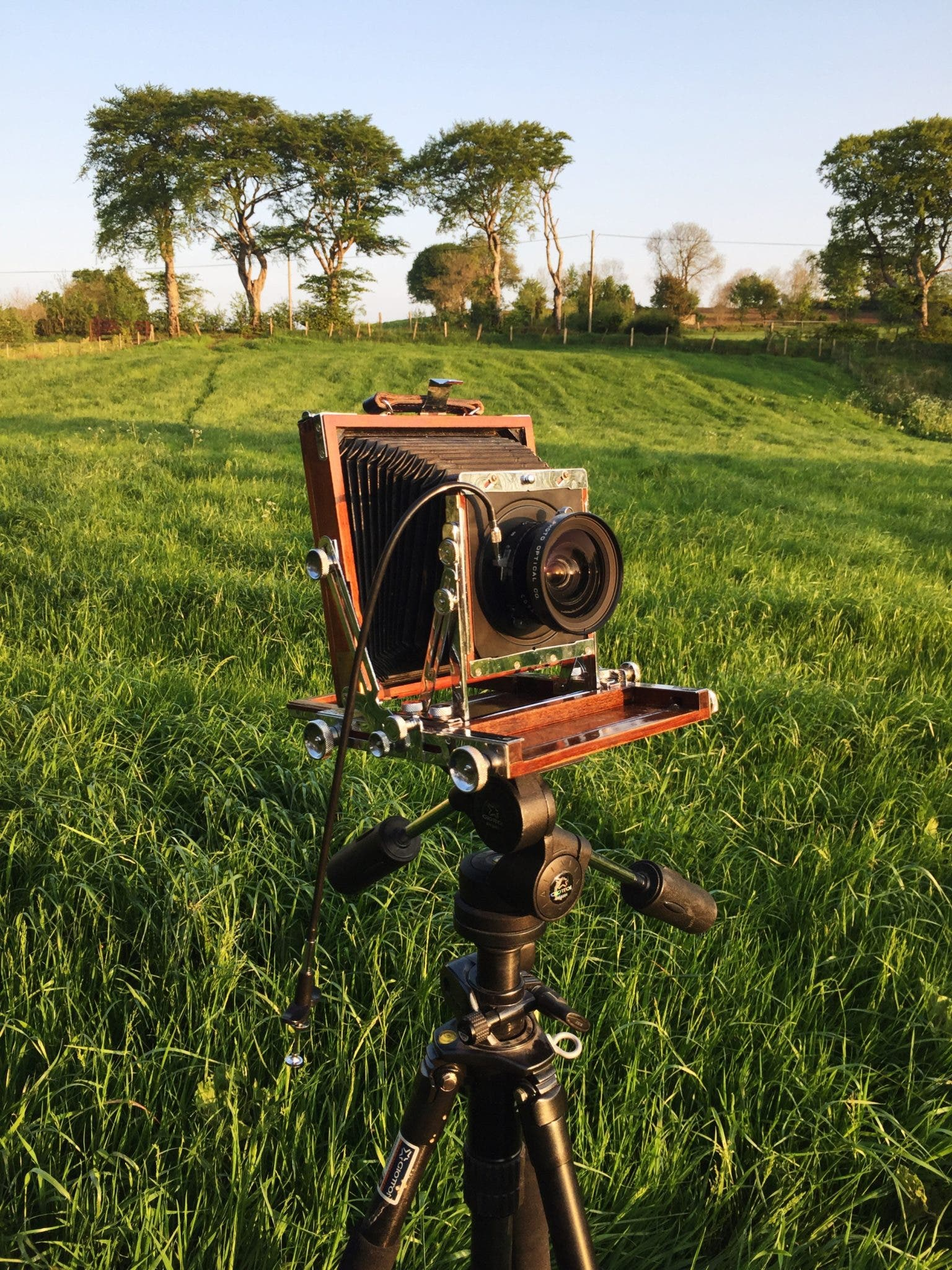 Why Shooting Large Format Makes it So Hard to Go Back to 35mm