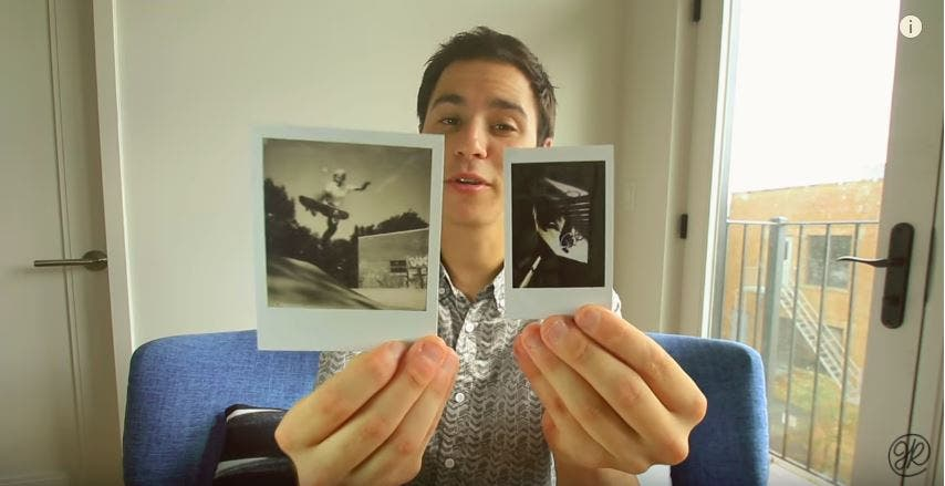 Eight Reasons Why Every Photographer Should Have Instant Cameras