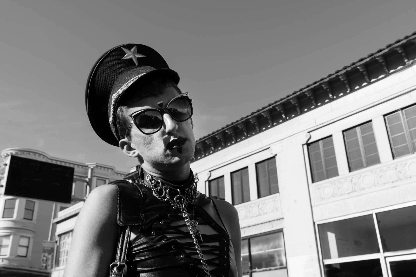 Eric Davidove's Street Portraits Show the Faces of San Francisco's BDSM Culture (NSFW)