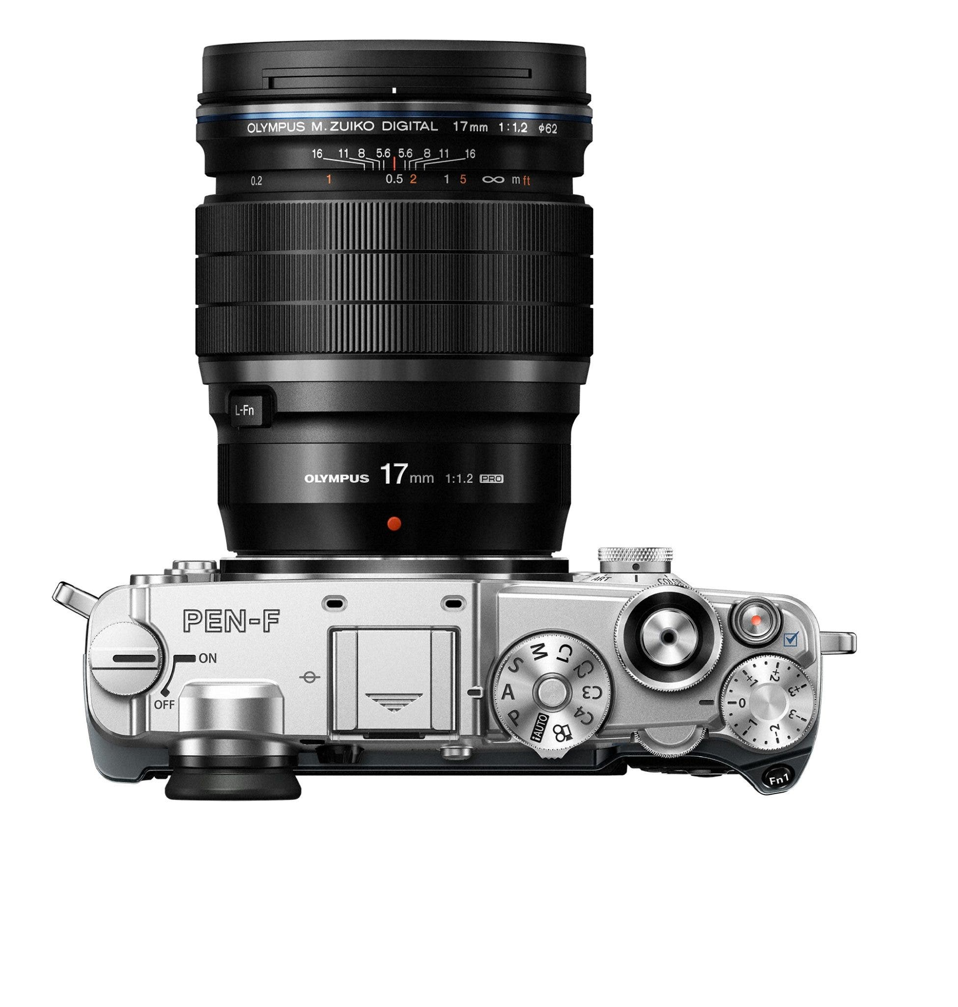 The Olympus 17mm f1.2 and 45mm f1.2 PRO Finally Go Official