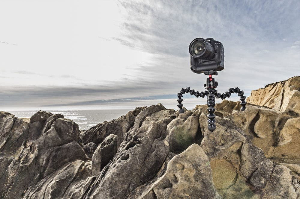 Joby Updates GorillaPod Flexible Tripods With 15 New Models