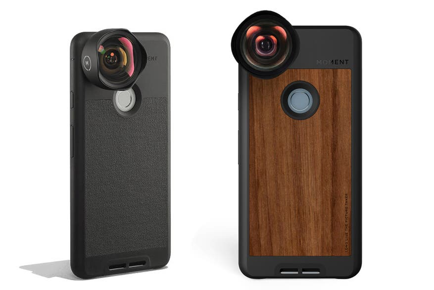Google and Moment Announce Moment For Pixel 2 Case At Launch
