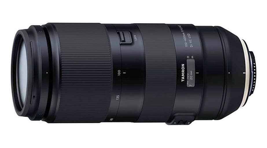 Tamron Announces 100-400mm F4.5-6.3 Pricing and Availability