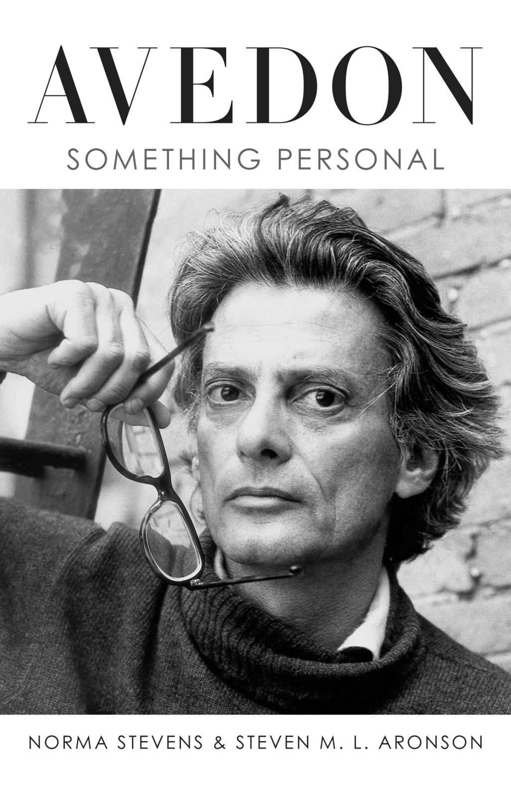 Something Personal: Richard Avedon's Intimate Biography is Now Out