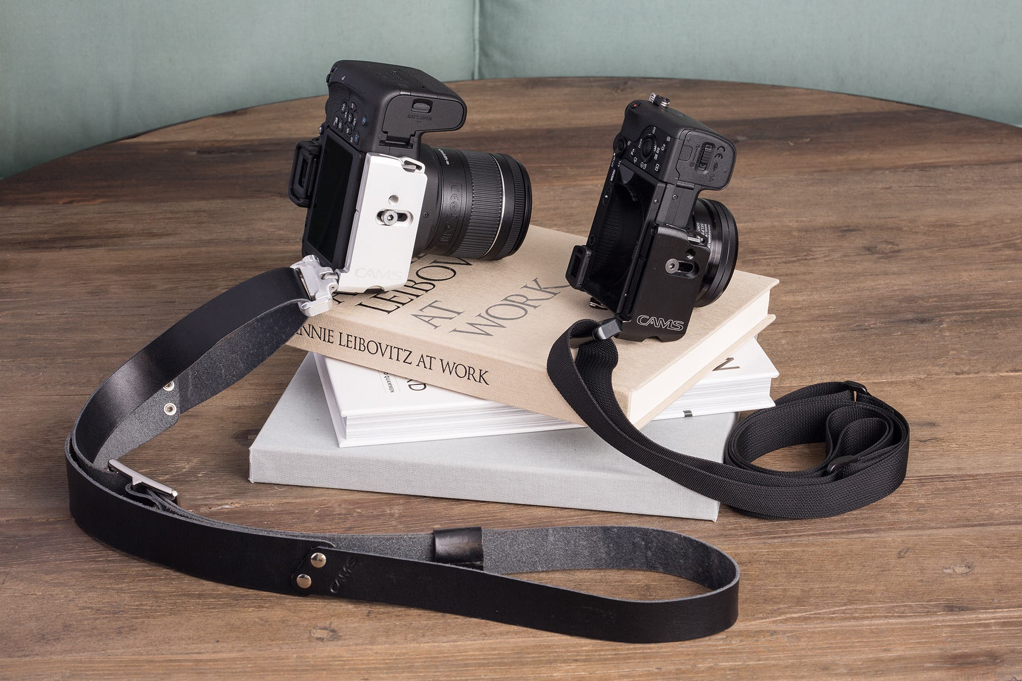 CAMS Camera Plates and Sling Straps Up for a Major Redesign