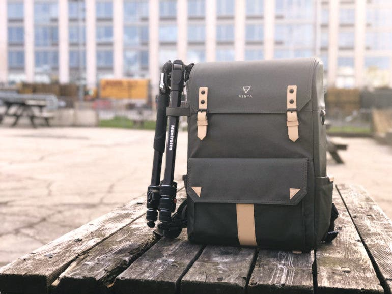 fae50298c8 Camera Bag Review  Vinta Type II Backpack (Prototype)