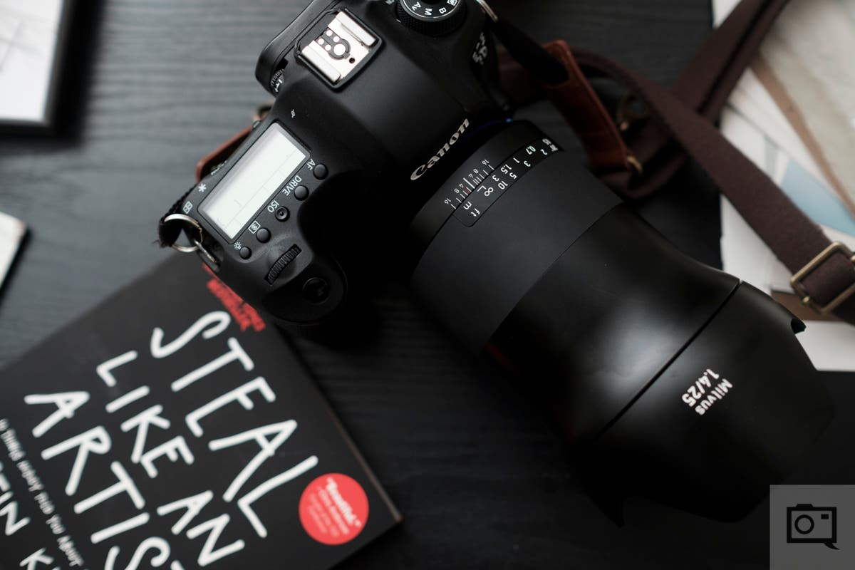 Review: Zeiss 25mm f1.4 Milvus (Canon EF)
