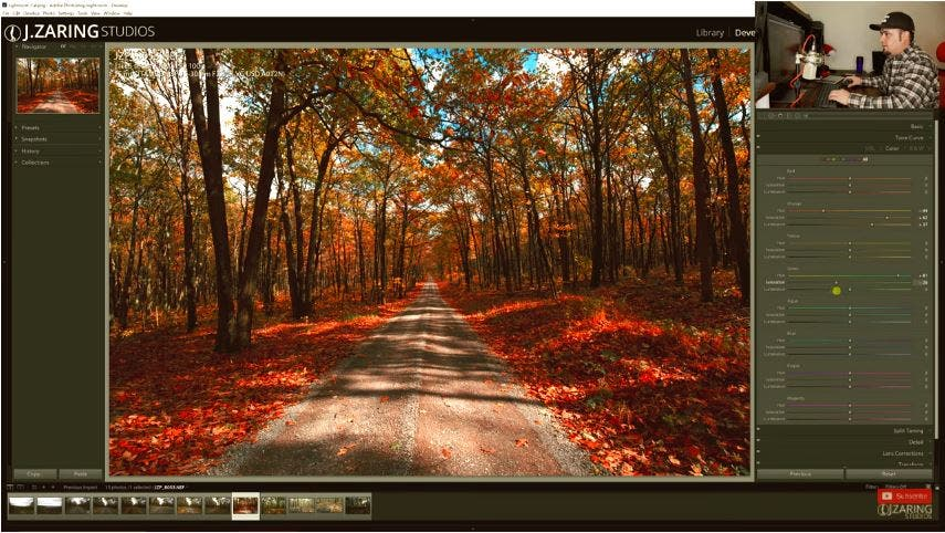 How to Maximize the Colors of Your Fall-Themed Shoot
