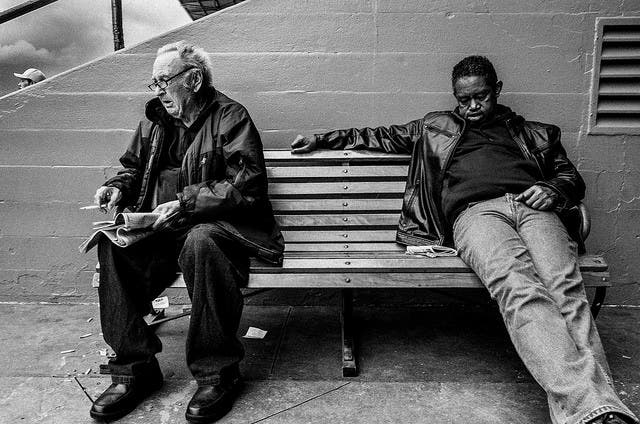 Street Photography: The Ease and Difficulty of the Art Form